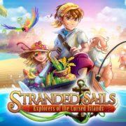 Switch版『Stranded Sails: Explorers of the Cursed Islands』の国内配信日が11月7日に決定!『牧場物語』等から影響を受けたオープンワールドの農業アドベンチャー