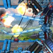 Xbox One&Switch版『Sturmwind EX』が2019年11月8日に配信決定!古典的なアーケードゲームの伝統に基づいたシューティングゲーム