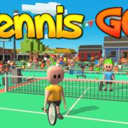 Switch用ソフト『Tennis Go』が海外向けとして2019年10月24日に配信決定!すべての年齢の方が楽しめるテニスゲーム