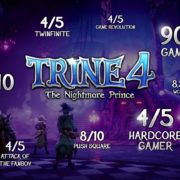 PS4&Switch版『Trine4: The Nightmare Prince』の最新解説トレーラーが公開!