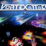 Switch&PC用ソフト『Vortex Attack EX』が海外向けとして2019年10月24日に配信決定!アーケードスタイルのSFシューティングゲーム