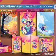 ミュージカル横スクロールアクションゲーム『Wandersong』のパッケージ 限定版がLimited Run Gameから発表!