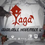 PS4&Xbox One&Switch&PC用ソフト『Yaga』の海外配信日が2019年11月12日に決定!ダークで笑いたっぷりのアクションRPG