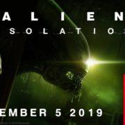 Switch版『Alien: Isolation』の海外発売日が2019年12月5日に決定!