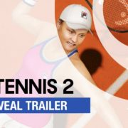 PS4&Xbox One&Switch&PC用ソフト『AO Tennis 2』が海外向けとして2020年1月9日に発売決定!