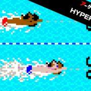 PS4&Switch用『アーケードアーカイブス HYPER SPORTS』が2019年11月28日から配信開始!