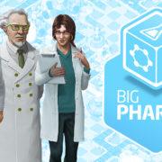 Switch版『Big Pharma』が海外向けとして2019年12月5日に配信決定!ビジネスシミュレーター+ロジスティクスパズルゲーム