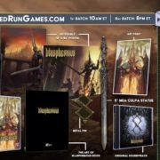 PS4&Switch版『Blasphemous』のパッケージ版がLimited Run Gamesから発売決定!