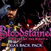 『ブラッドステインド: リチュアル オブ ザ ナイト IGA's Back Pack DLC』がSwitch eショップにて配信開始!