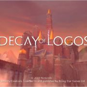 Switch版『Decay of Logos』の海外配信日が2019年11月28日に決定!