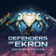 Switch版『ディフェンダーズ・オブ・エクロン:デフィニティブエディション』が2019年12月5日に国内配信決定!アドベンチャー360度シューティングゲーム