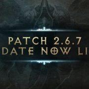 『Diablo III』のパッチ:Ver.2.6.7が2019年11月13日から配信開始!