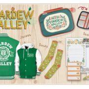 『Stardew Valley』の新グッズ8種類が11月28日よりFangamerにて発売開始!