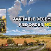 Switch版『Farming Simulator 20』のGotta Farm'em All Trailerが公開!