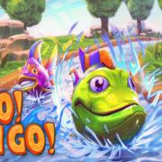 Switch用ソフト『Go! Fish Go!』が海外向けとして2019年11月15日に配信決定!