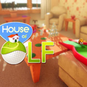 Switch用ソフト『House of Golf』が海外向けとして2019年11月8日に配信決定!