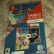 『マリオ+ラビッツ キングダムバトル』と『スターリンク バトル・フォー・アトラス』のバンドルパックがWalmartで発見される!