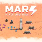 Switch版『Mars Power Industries』が海外向けとして2019年11月15日に配信決定!ハイスコアがない穏やかなパズルゲーム