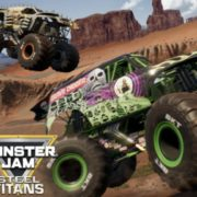 Switch版『Monster Jam Steel Titans』が海外向けとして発売決定!