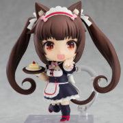 『ネコぱら』より「ねんどろいど ショコラ」が2020年5月に発売決定!予約が開始