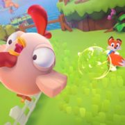 Switch用ソフト『New Super Lucky's Tale』の体験版が2019年11月8日から配信開始!