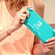 携帯専用「Nintendo Switch Lite」3色も品薄状態に!