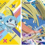 エンスカイから『ポケットモンスター ジグソーパズル』より「サルノリ&ヒバニー&メッソン」と「ザシアン&ザマゼンタ」バージョンが2019年11月に発売決定!