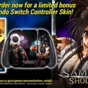 Switch版『SAMURAI SPIRITS』の北米向け予約特典が発表に!