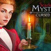 Switch版『Scarlett Mysteries: Cursed Child』が海外向けとして2019年11月14日に配信決定!ポイント&クリックタイプのパズルアドベンチャーゲーム