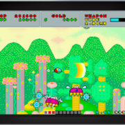 Nintendo Switch用ソフト『SEGA AGES SHINOBI ファンタジーゾーン』の配信日が2019年11月28日に決定!