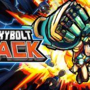 Switch&PC用ソフト『Skybolt Zack』が海外向けとして配信開始!ローンチトレーラーも公開