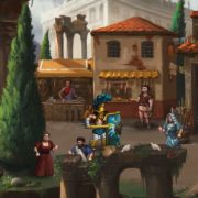 Switch用ソフト『Story of a Gladiator』が海外向けとして2019年11月27日に発売決定!アリーナを舞台にした格闘アクションゲーム