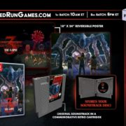 PS4&Switch版『Stranger Things 3 The Game』のパッケージ版がLimited Run Gamesから発売決定!