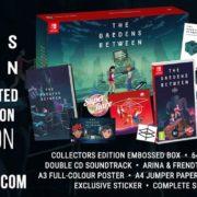 Switch版『The Gardens Between』のパッケージ版の詳細をSuper Rare Gamesが発表!