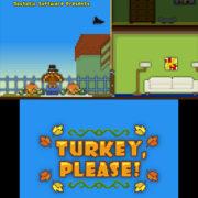 ニンテンドー3DS用ソフト『Turkey, Please!』が海外向けとして2019年11月14日に配信決定!クラシックスタイルのアドベンチャーゲーム