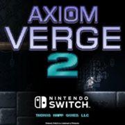 Switch用ソフト『Axiom Verge 2』が海外向けとして2020年秋に発売決定!
