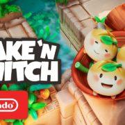 Switch版『Bake 'n Switch』が2020年夏に国内配信決定!マレーシア産のパーティアクションゲーム