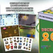 Nintendo Switch版『Blossom Tales』のパッケージ版がLimited Run Gamesから発売決定!