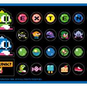 Switch用ソフト『バブルボブル 4 フレンズ』のe-STORE限定特典「オリジナルステッカー」の絵柄が公開!