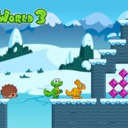 Switch用ソフト『Croc's World 3 (クロックス ワールド3)』が2019年12月19日から配信開始!痛快横スクロールアクションゲームの続編。体験版もあり
