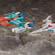 『figma Galaxian Galaxip GFX-D001a / Galaga Fighter GFX-D002f』が2020年9月に発売決定!