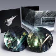 『FINAL FANTASY VII REMAKE and FINAL FANTASY VII Vinyl』の商品デザイン確定&Webサイトで一部楽曲の試聴が開始!