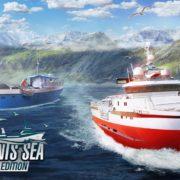 Switch版『Fishing: Barents Sea – Complete Edition』が2019年12月10日から国内配信開始!バレンツ海を舞台にした漁業シム