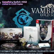 ドイツの出版社Game Fairyが『ヴァンブレイス:コールドソウル』のパッケージ版を発表!