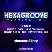 Switch用ソフト『Hexagroove』の遊び方トレーラーが公開!