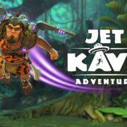 Switch用ソフト『Jet Kave Adventure』が2019年12月23日に配信決定!ケイブを操り色鮮やかに描かれた島を冒険するアクションゲーム
