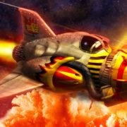 Switch版『Jets'n'Guns』が海外向けとして2019年12月16日から配信開始!レトロスタイルのシューティングゲーム
