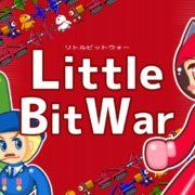 Switch用ソフト『Little Bit War』が2019年12月5日から配信開始!1ステージ5~10分で遊べる高速RTS
