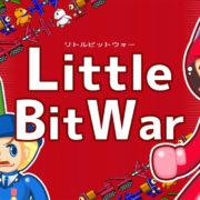 Switch用ソフト『Little Bit War』の発売日が2019年12月5日に決定!
