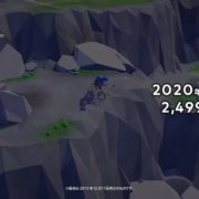 Switch版『Lonely Mountains: Downhill』の配信日が2020年春に変更に!